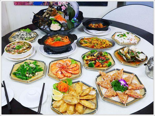 海龍珠水產活海鮮餐廳,外國遊客到訪必吃餐廳,20年天天滿座,平日中午也要訂位才吃得到的海產店