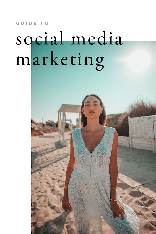 Social Media Marketing - Pinterest Pin Template