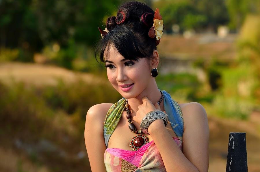 by Wuryanto Hadiwijaya - People Fashion ( fashion, model, batik, beauty )