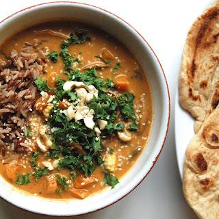 Vegan Red Thai Curry Recipe