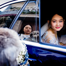 Wedding photographer Tran Binh (tranbinh). Photo of 11.11.2018