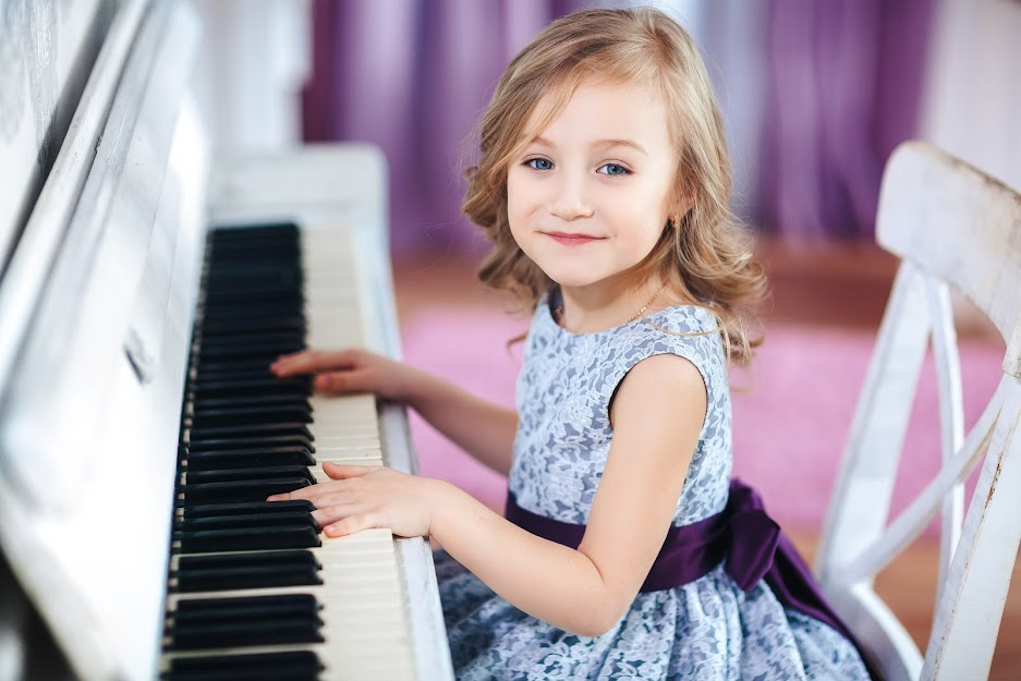 What Kids Think In A Piano Lesson