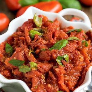Fresh Tomato Compote Recipes