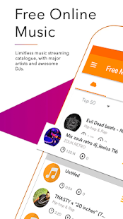 Musicfy ? - mp3 Music - náhled