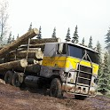 Cargo Truck Simulator Offroad: Truck Driving Games icon