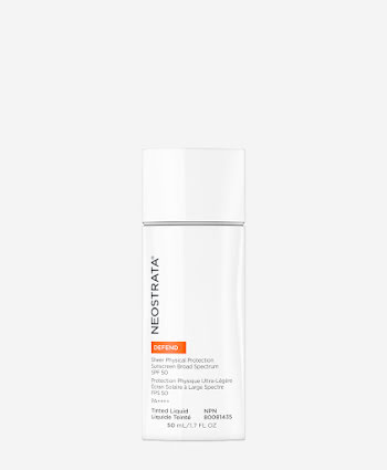 Sheer Physical Protection SPF 50