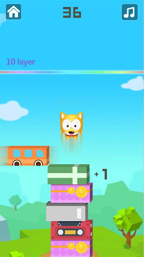 Keep Jump u2013 Flappy Block Jump Games 3D Android app 10