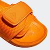 boost slides bright orange/bright orange/bright orange