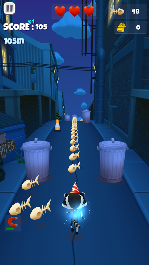 Trash Dash- screenshot