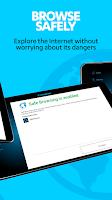 Screenshot of F-Secure SAFE