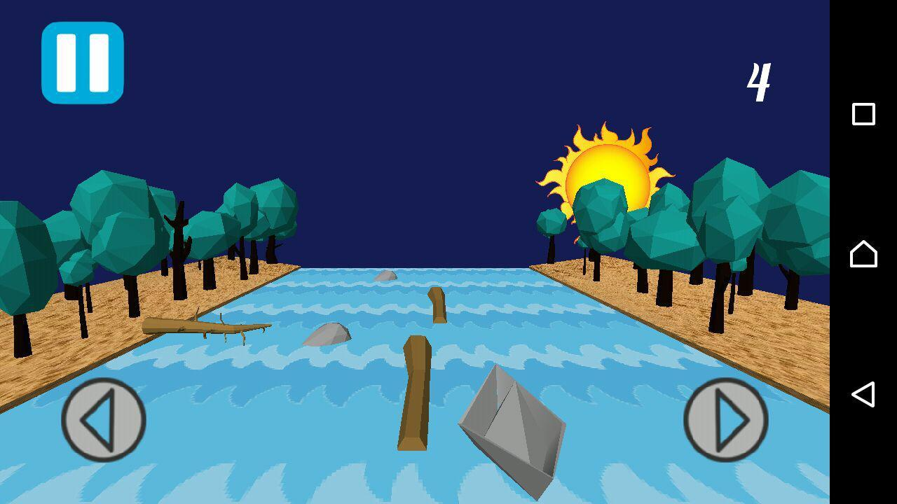 River Descent- screenshot