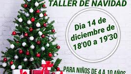 Taller de Navidad en Mortimer English Club Almería.