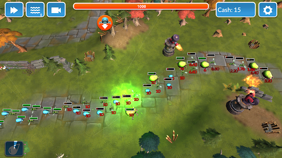Fantasy Tower Defence 3D- screenshot thumbnail