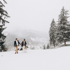 Nhiếp ảnh gia ảnh cưới Elizaveta Gubanova (gubanova19). Ảnh của 30.01.2019
