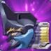 ブラックウィングの戦闘データ
