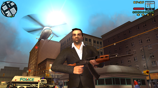 GTA Liberty City Stories 2.1 [MEGA MOD] APK+OBB 8
