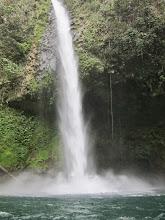 Photo: La Fortuna waterfall