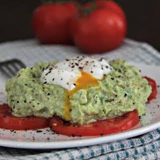 Healthy Avocado Smash for Breakfast.