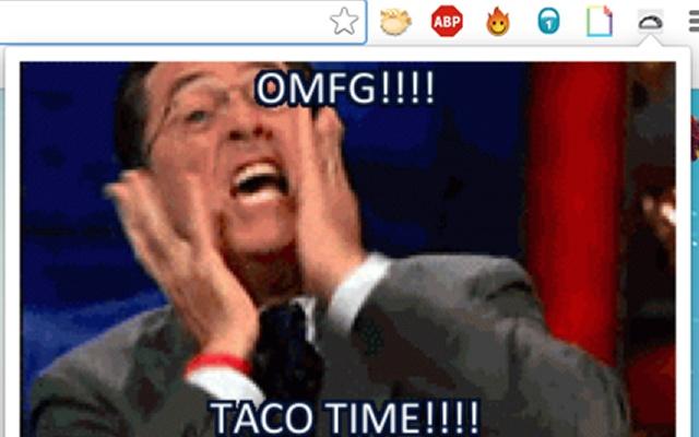 Because, Taco