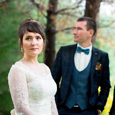 Wedding photographer Dinur Nigmatullin (Nigmatullin). Photo of 30.09.2017