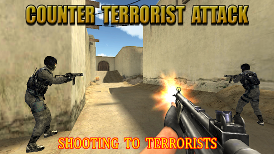 counter terrorist attack action offline game for android phone
