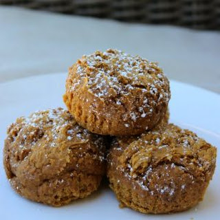 Quick and Easy Pumpkin Muffins
