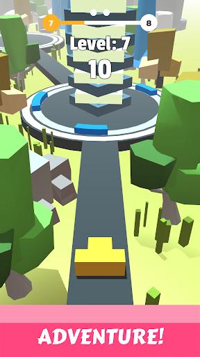 Stacky Tower Breaker: Fire Shooting Stack Ball 3D 2.6 screenshots 7