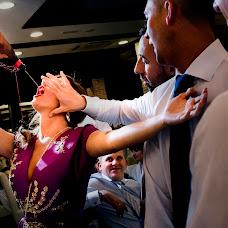 Wedding photographer Jorge Sastre (JorgeSastre). Photo of 02.07.2018