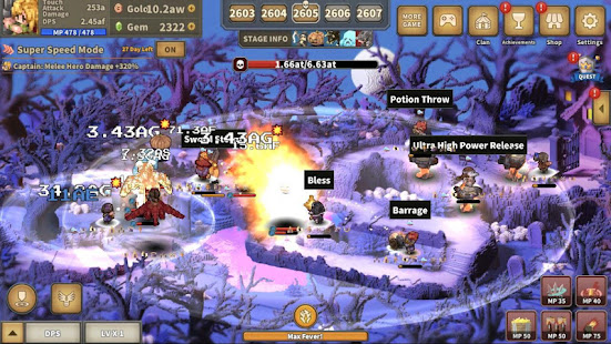 Tap Defenders 1.4.5 MOD (Free Upgrade) APK For Android - 6 - images: Store4app.co: All Apps Download For Android
