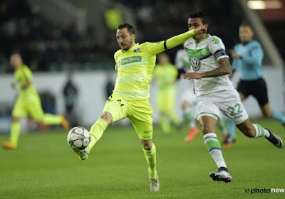 """Milicevic espère vite retrouver la Ligue des Champions: """"J'espère qu'on y sera la saison prochaine"""""""
