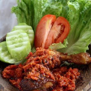 Shrimp Paste Fried Chicken Recipes