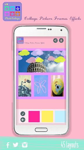 照片拼貼照片相框和效果|玩攝影App免費|玩APPs