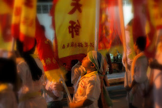 Photo: Year 2 Day 108 - Young Flag Bearer