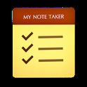 Notes reminder notepad premium icon