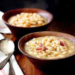 White Bean and Ham Hock Soup
