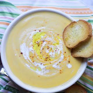 Creamy Butternut Squash Soup Recipe