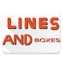 Lines And Boxes(Dots Game) icon