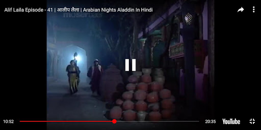 Alif Laila TV Serials in Hindi by Xbotmy (Google Play