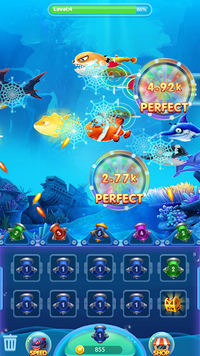 Code Triche Royal Fish Hunter - Become a millionaire APK MOD screenshots 2