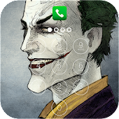 Joker AppLock Theme