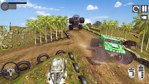 Monster Truck Off Road Racing 2020: Offroad Games 3.1 screenshots 8