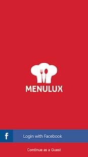 Menulux Pocket Menu - náhled