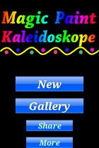 Magic Paint Kaleidoscope - screenshot thumbnail 01