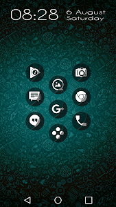 Naz Transparency - Icon Pack v1.5