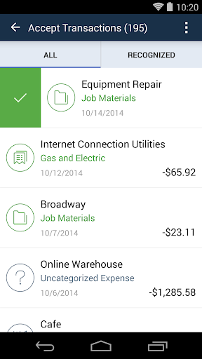 QuickBooks Accounting: Invoicing & Expenses 18.2 screenshots 6