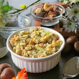 Chestnut Stuffing Recipe