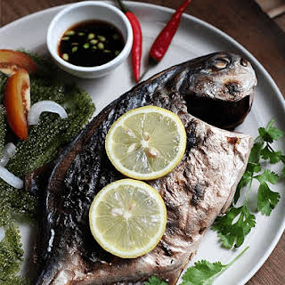 Grilled Pompano Fish Recipes.