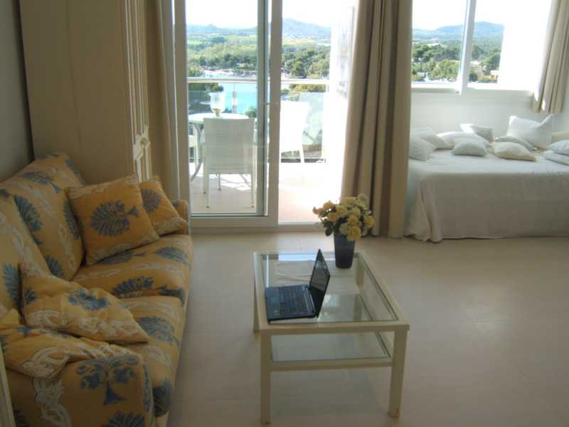 Meerblick-Appartement in Costa de los Pinos