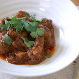 Cinnamon Scented Lamb Curry Recipe