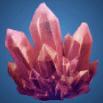 紅水晶の原石